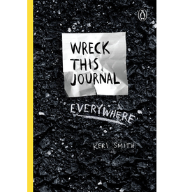 Penguin Random House Wreck This Journal Everywhere