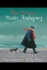 Pajama Press Bon Voyage, Mister Rodriguez