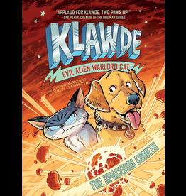 Penguin Random House Klawde: Evil Alien Warlord Cat: The Spacedog Cometh #3