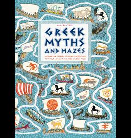 Penguin Random House Greek Myths And Mazes