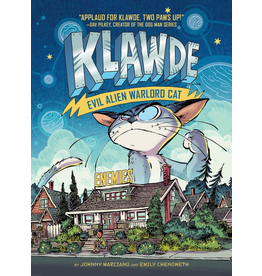 Penguin Random House Klawde #2