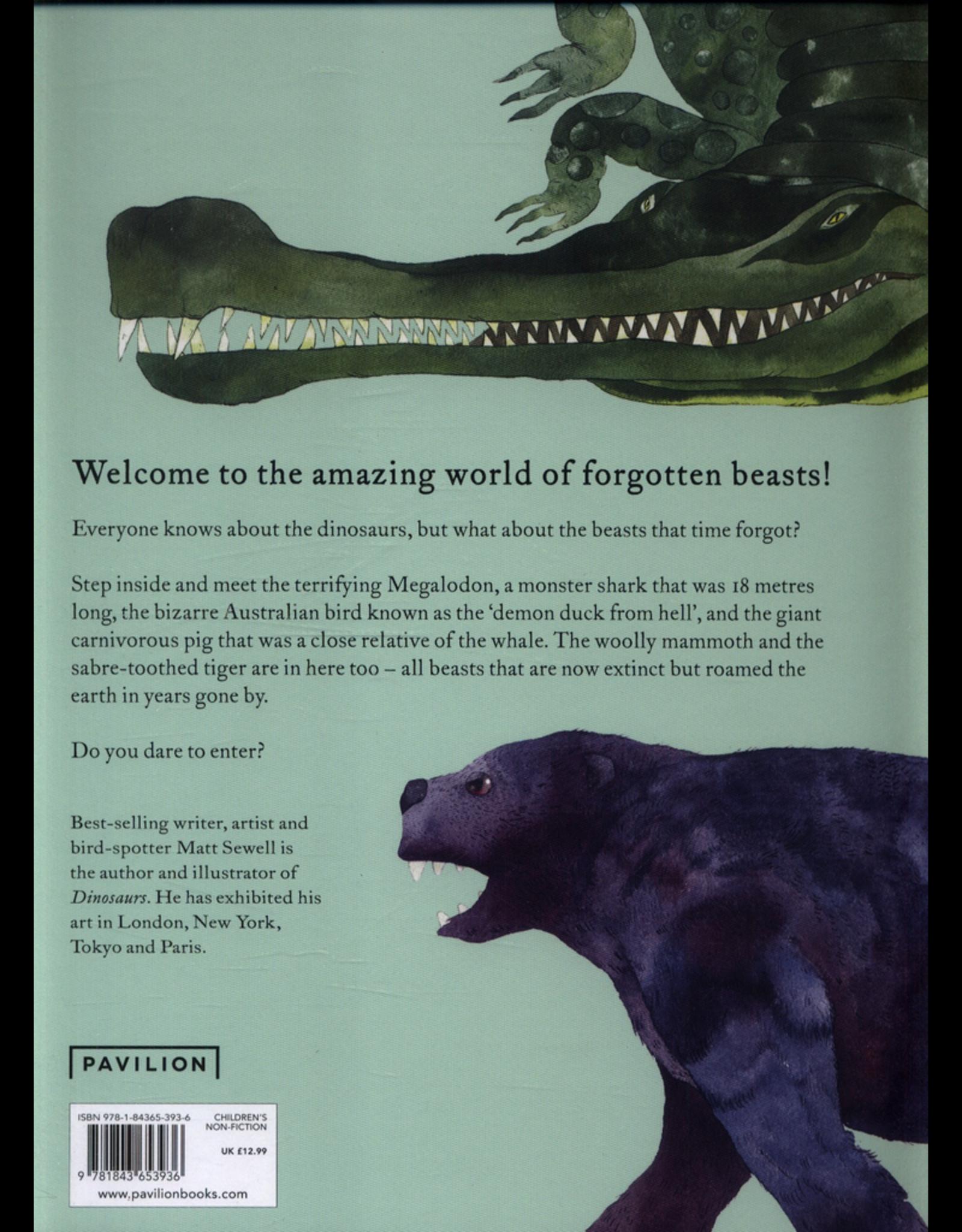 Penguin Random House Canada Forgotten Beasts