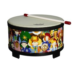 """Remo Remo Rhythm Club Floor Tom Drum 10"""""""