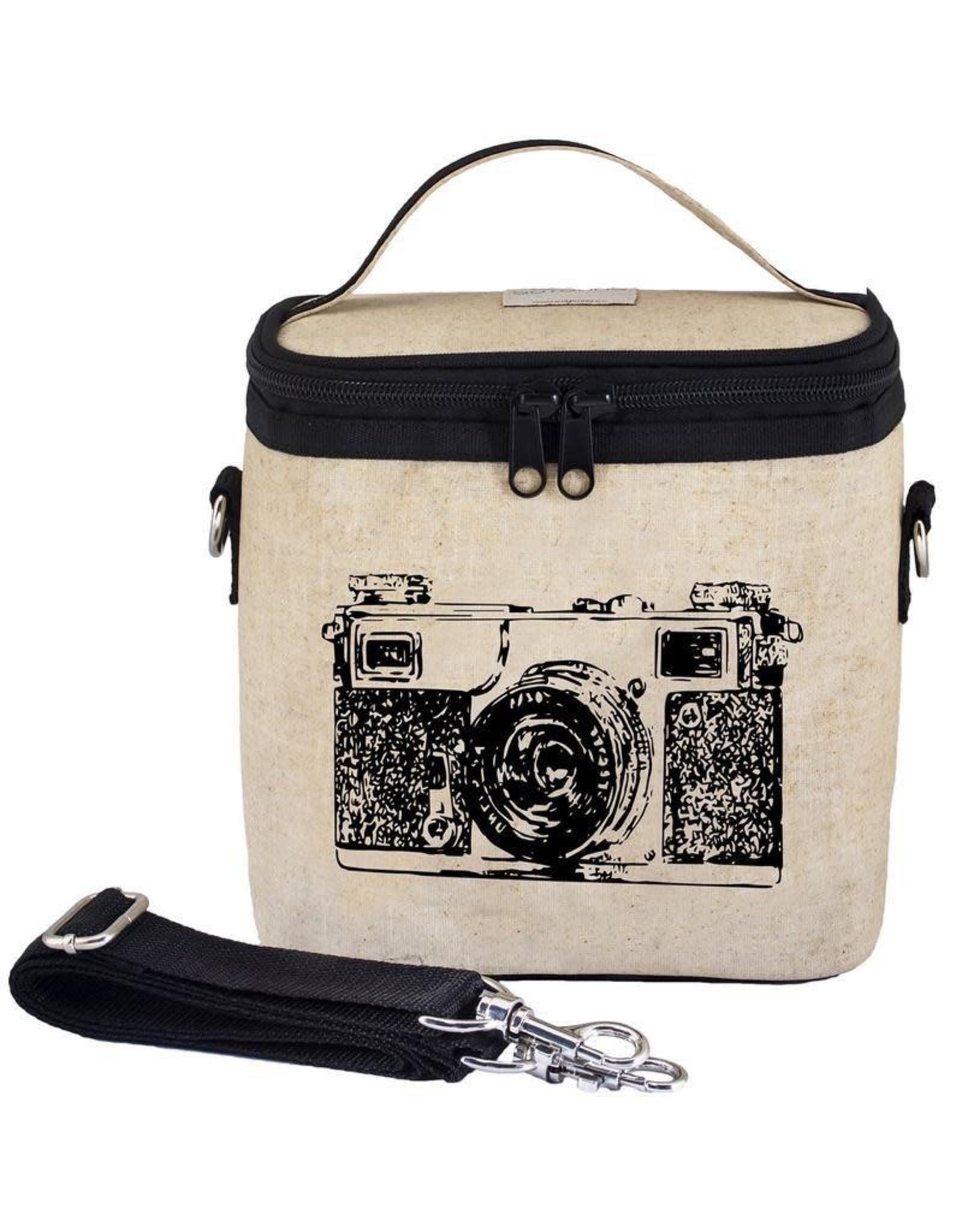 SoYoung So Young - Black Camera Large Cooler Bag
