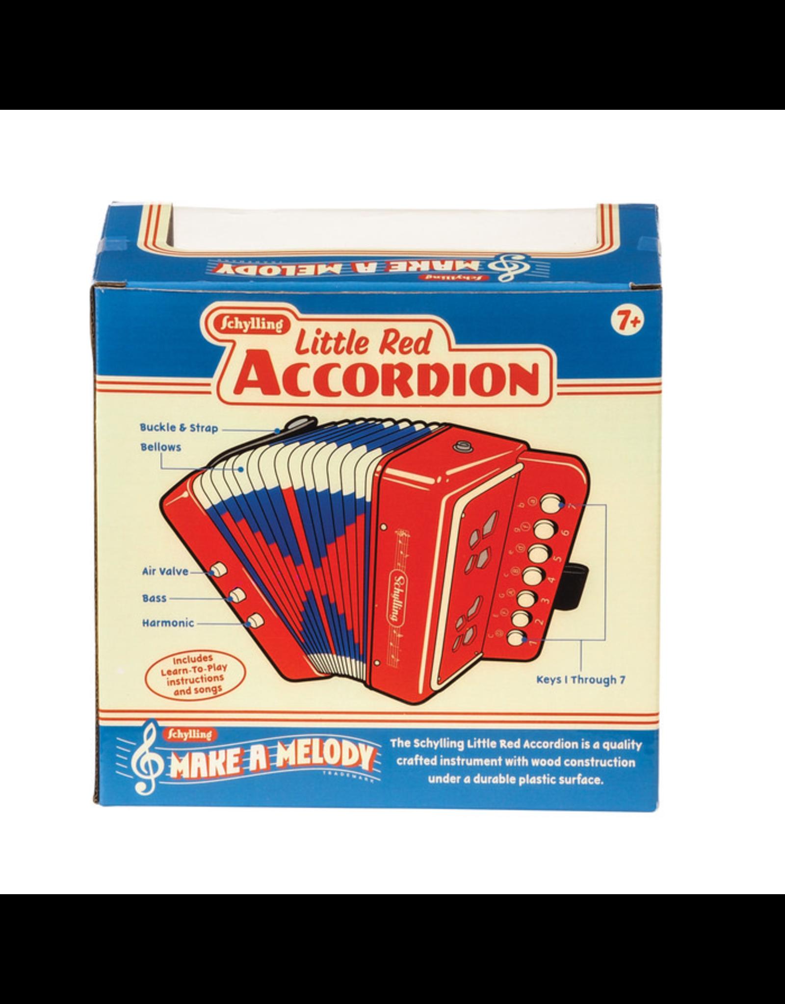Schylling Accordion