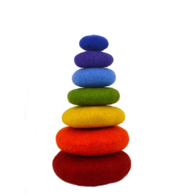 Papoose Small Rainbow Stack
