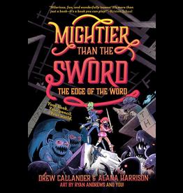 Penguin Random House Mightier Than The Sword The Edge Of The World