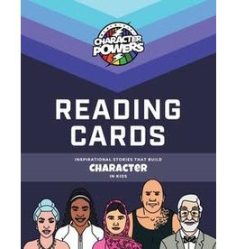 Character Powers Character Powers Reading Cards