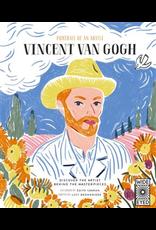 Hachette Portrait Of An Artist: Vincent Van Gogh
