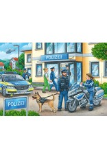 Ravensburger Police At Work! (2 X 24 Pc)