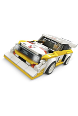 LEGO Speed Champions 76897 1985 Audi Sport Quattro S1