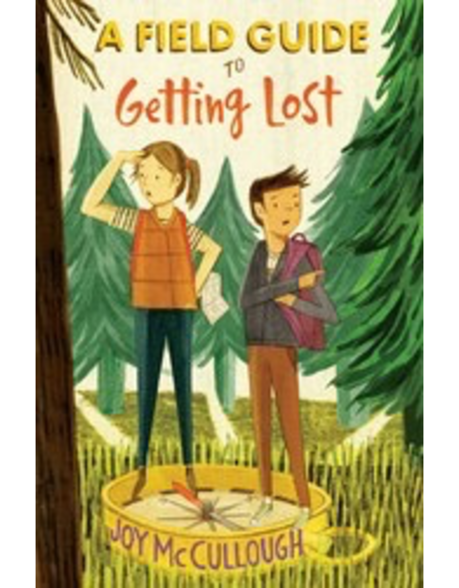 Simon and Schuster Field Guide To Getting Lost