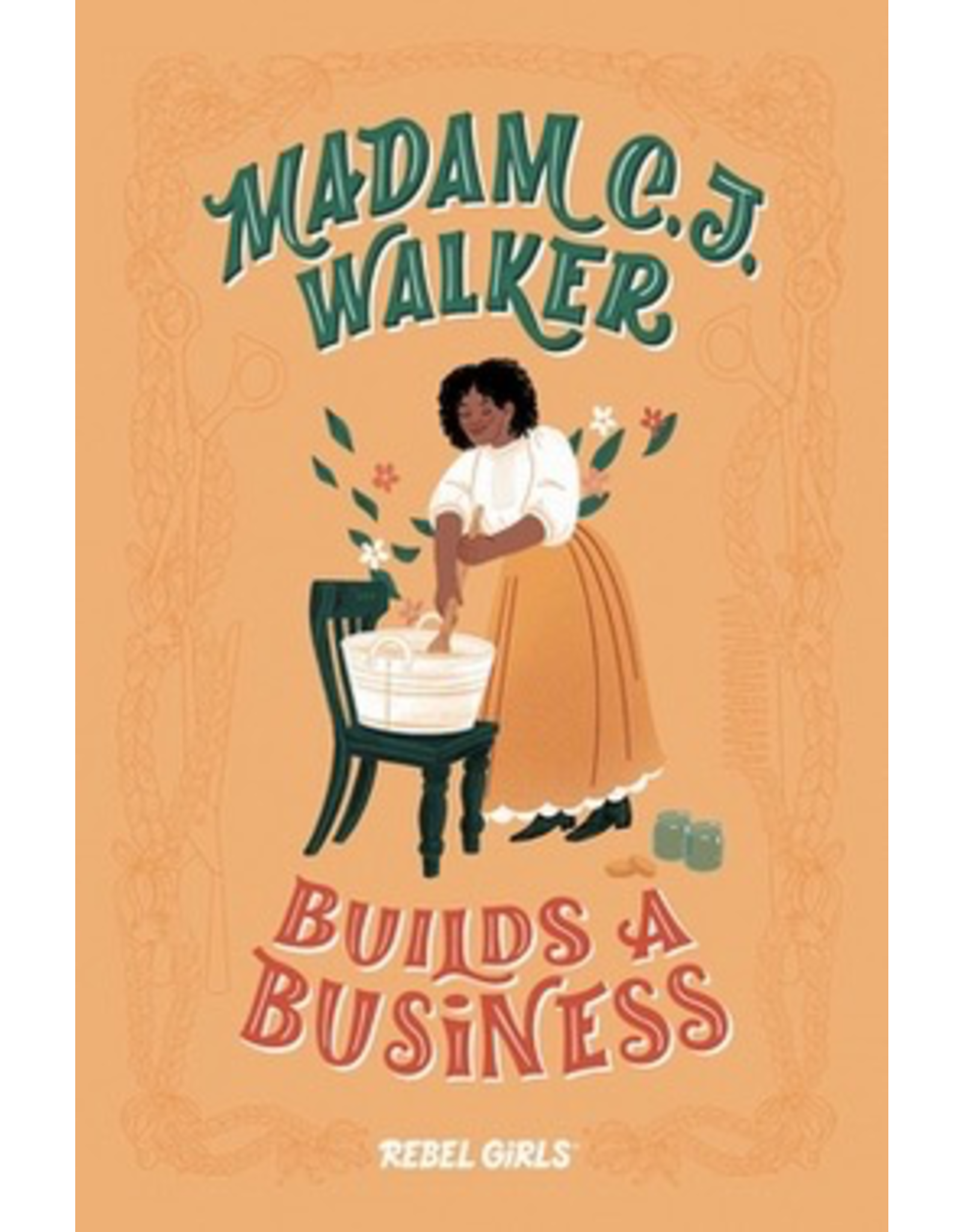 Simon and Schuster Madam Cj Walker