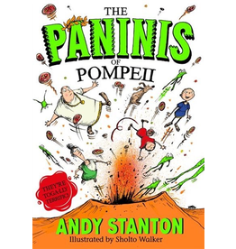 Raincoast Books Paninis Of Pompeii