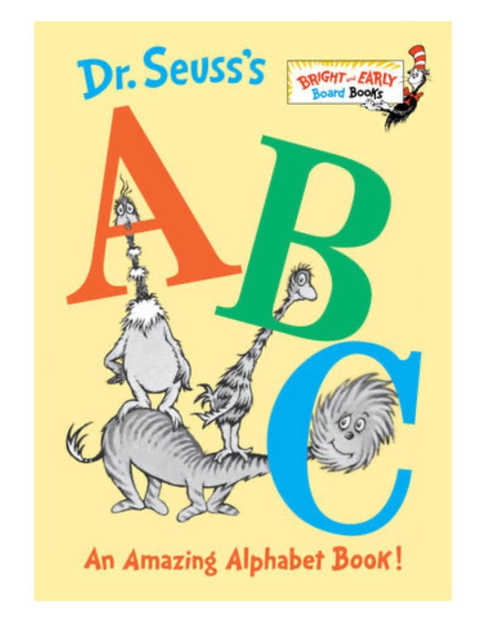 Penguin Random House Dr. Seuss's Abc