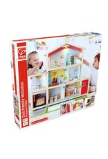 Hape Doll House Mansion (Furnished)