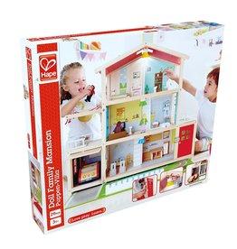 Hape Doll House Mansion (Furnished)