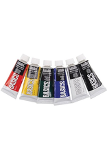 Liquitex Basics Acrylic Colour 6 Tube Set