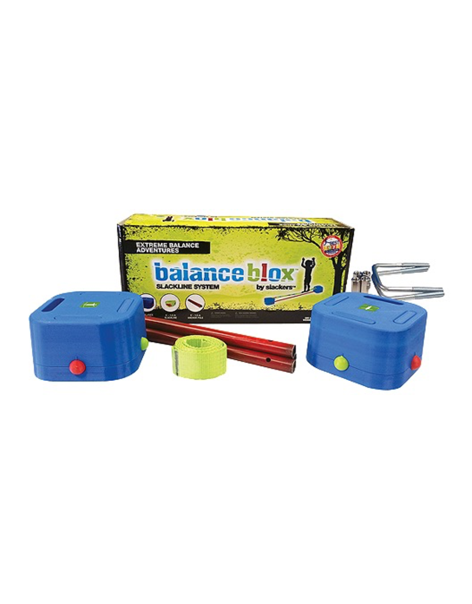 Slackers Slackers Balance Blox Kit