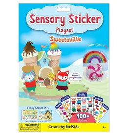 Creativity for Kids Sweetsville Sensory Stickers