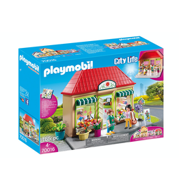 Playmobil My Flower Shop 70016