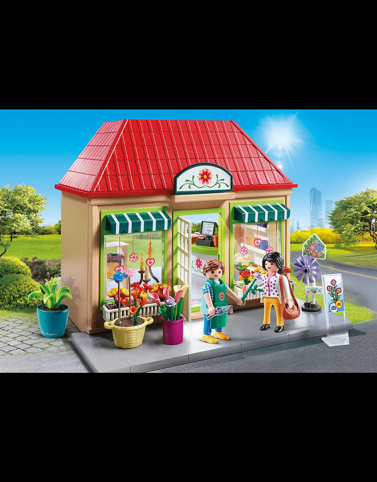 Playmobil My Flower Shop 70016