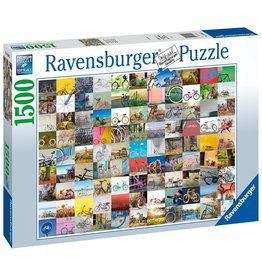 Ravensburger 99 Bicycles 1500 Pc