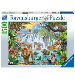 Ravensburger Waterfall Safari (1500 Pc)