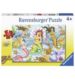 Ravensburger Queens Of The Ocean  (35 Pc)