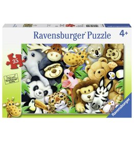 Ravensburger Softies  (35 Pc)