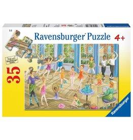Ravensburger Ballet Lesson  (35 Pc)