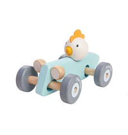 Plan Toys Plan Toy - Chicken Racing Car