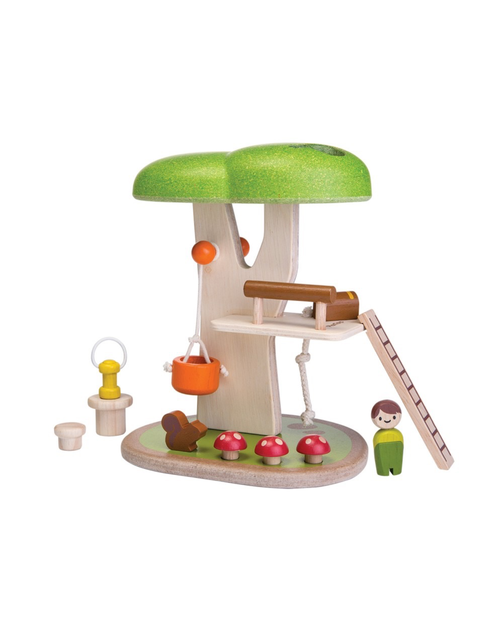 Plan Toys Plan Toy - Tree House
