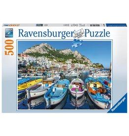 Ravensburger Colourful Marina 500 Pc