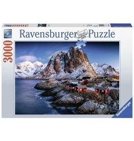 Ravensburger Hamnoy, Lofoten (3000 Pc)