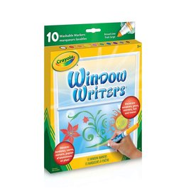 Crayola 10 Window Writers Washable