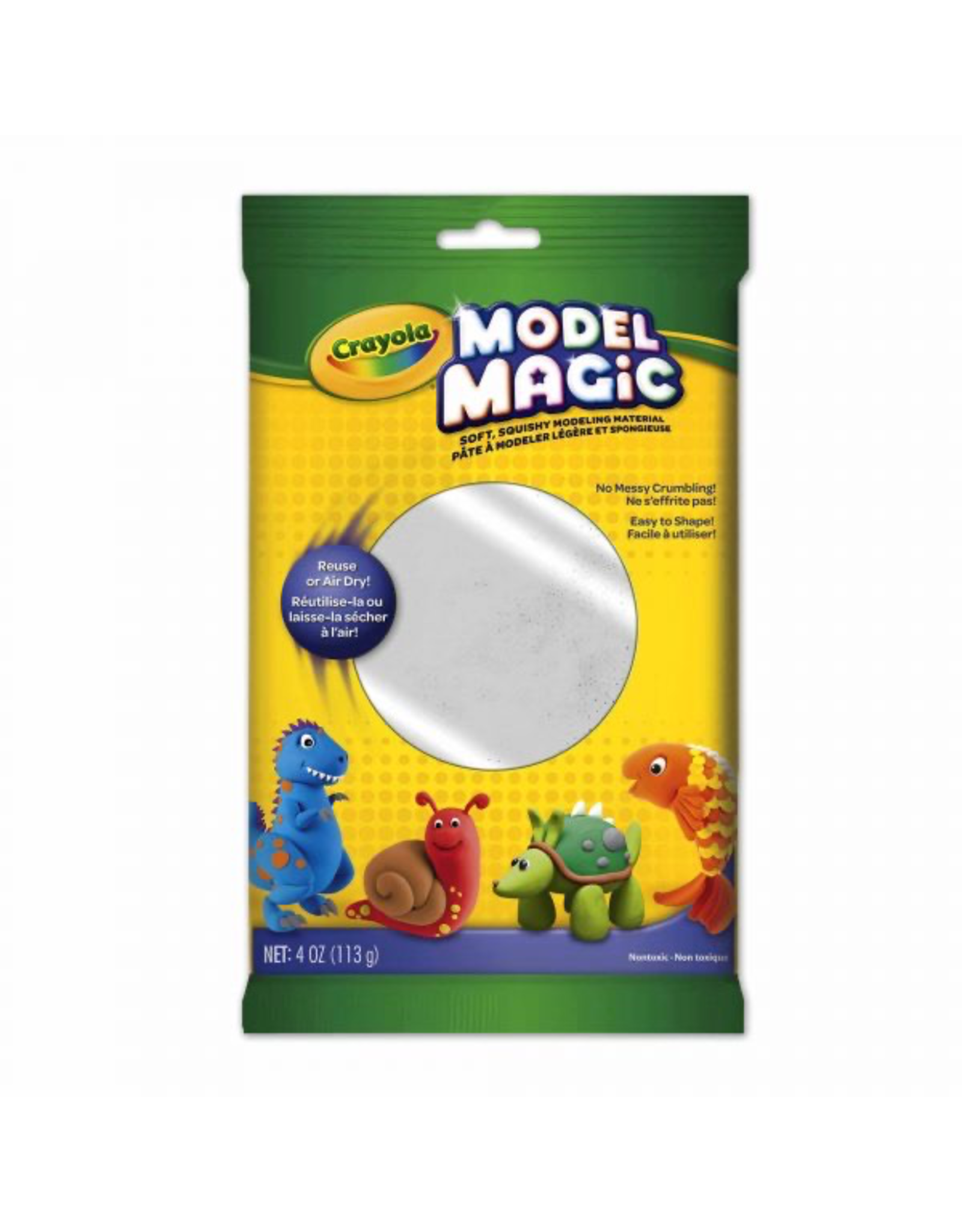 Crayola Model Magic - White 113 g