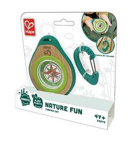 Hape Nature Fun Compass Set