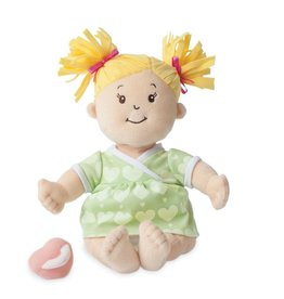 Manhattan Toy Baby Stella Blonde Doll