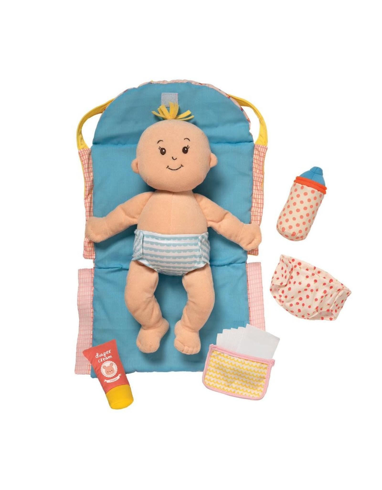 Manhattan Toy Baby Stella Collection Diaper Bag Set
