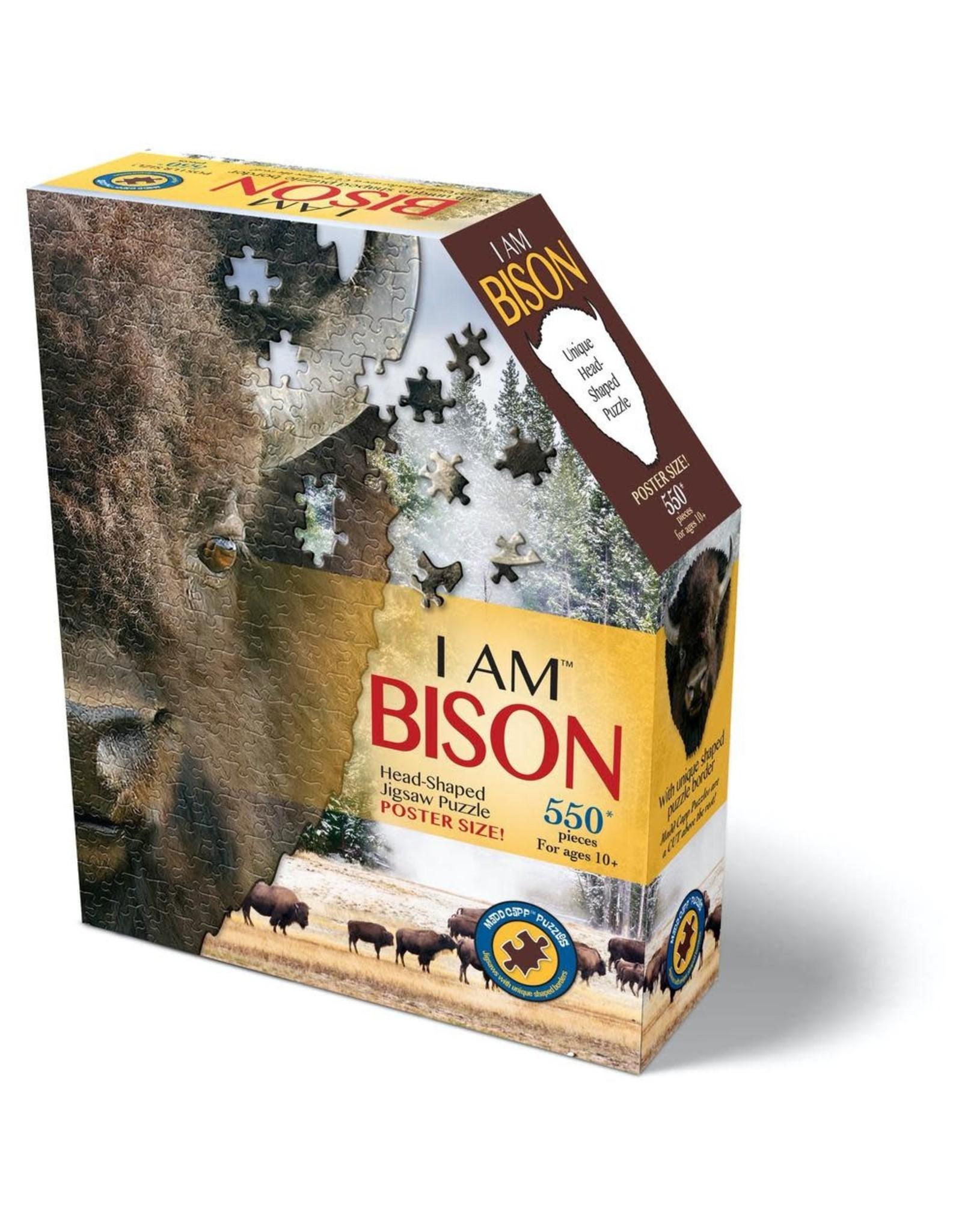 Madd Capp I Am Bison