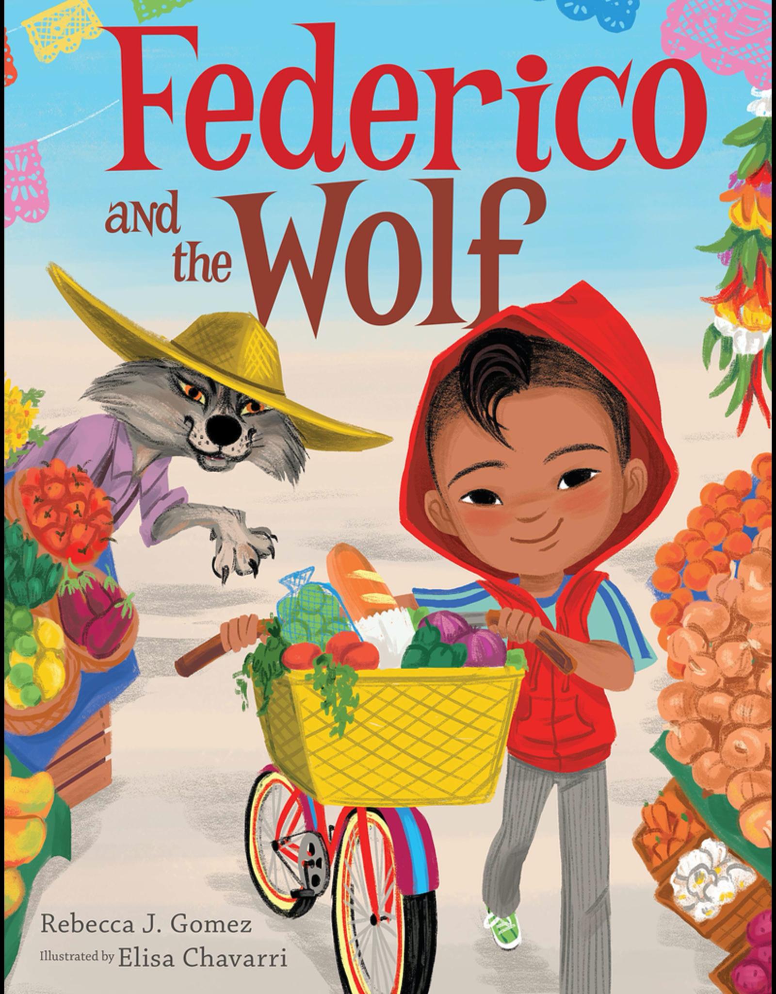 Raincoast Books Federico And The Wolf