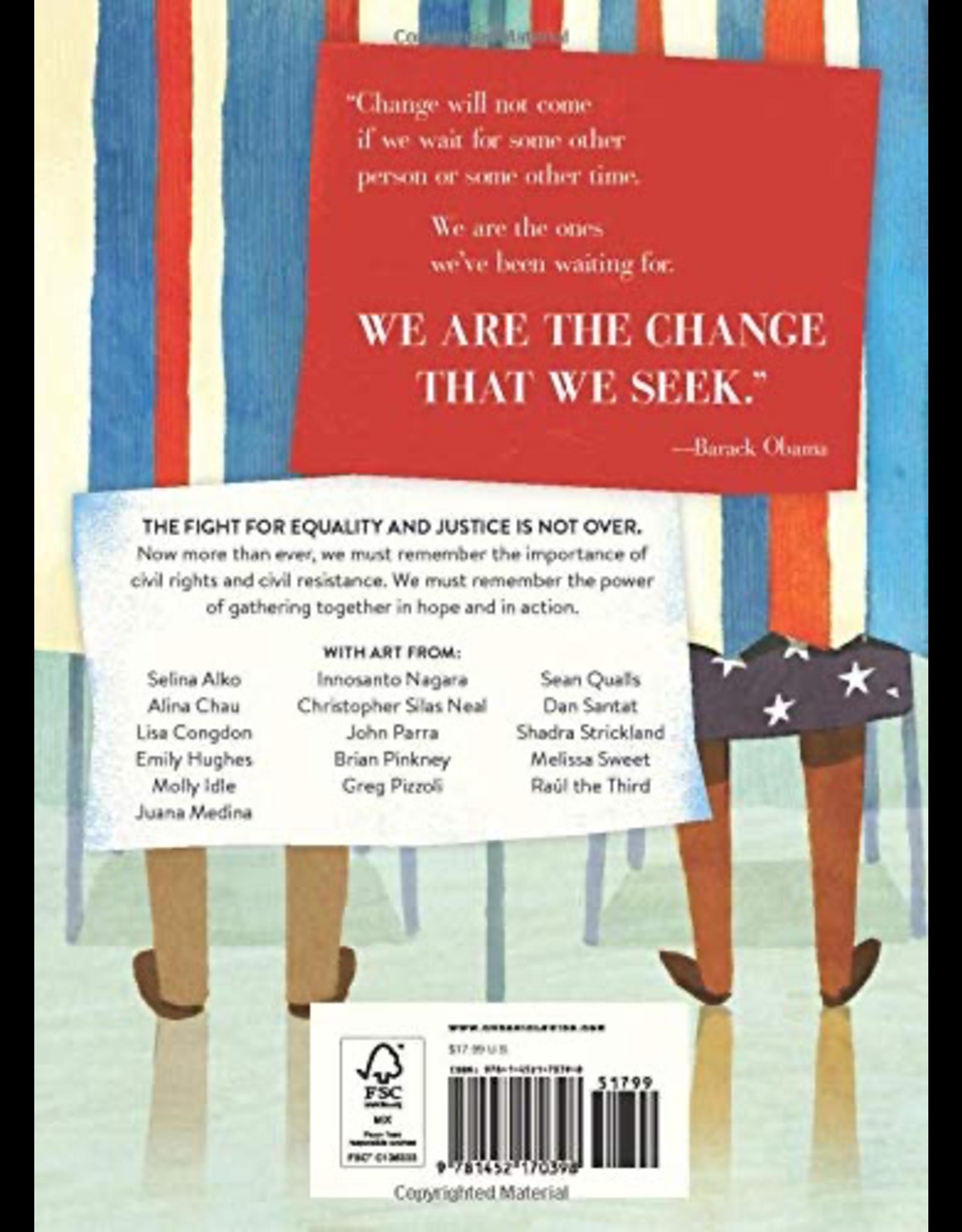 Raincoast Books We Are The Change