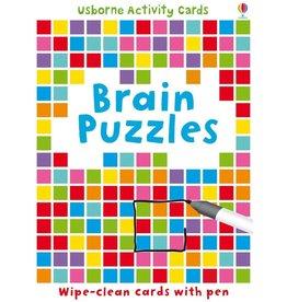 Usborne Brain Puzzles