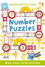 Usborne Number Puzzles