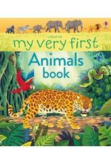 Usborne My Very First Animals Book