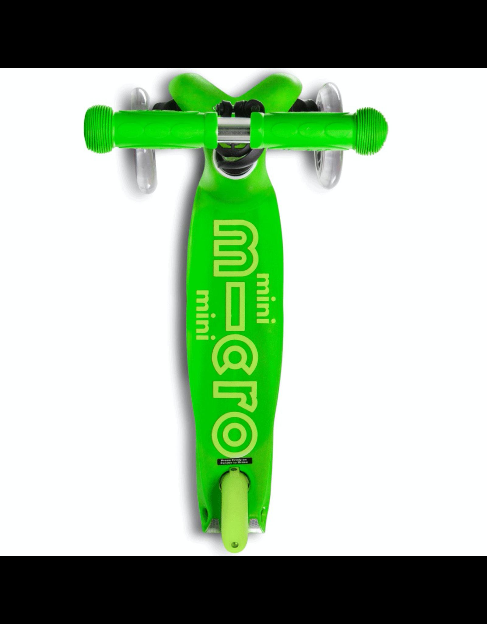 Kickboard Mini Micro Deluxe - Green