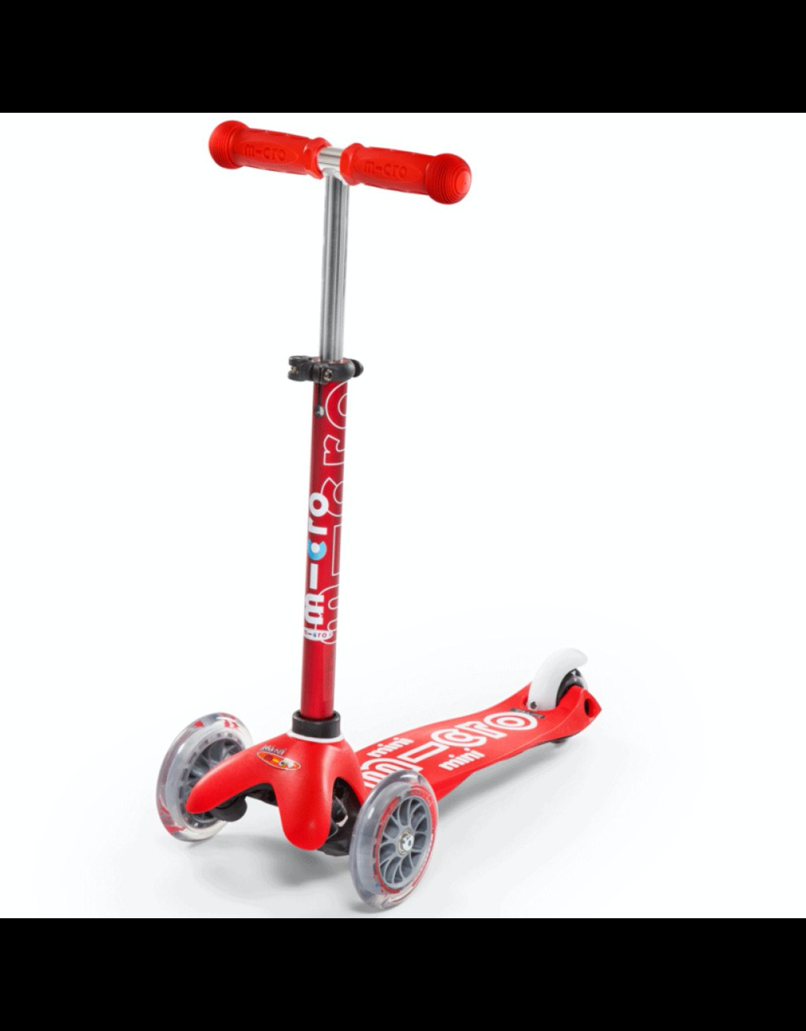 Kickboard Mini Micro Deluxe - Red