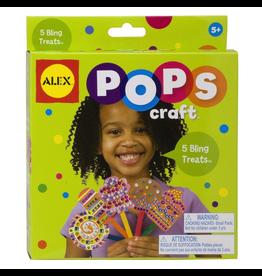 Alex 5 Bling Treats Pops Craft