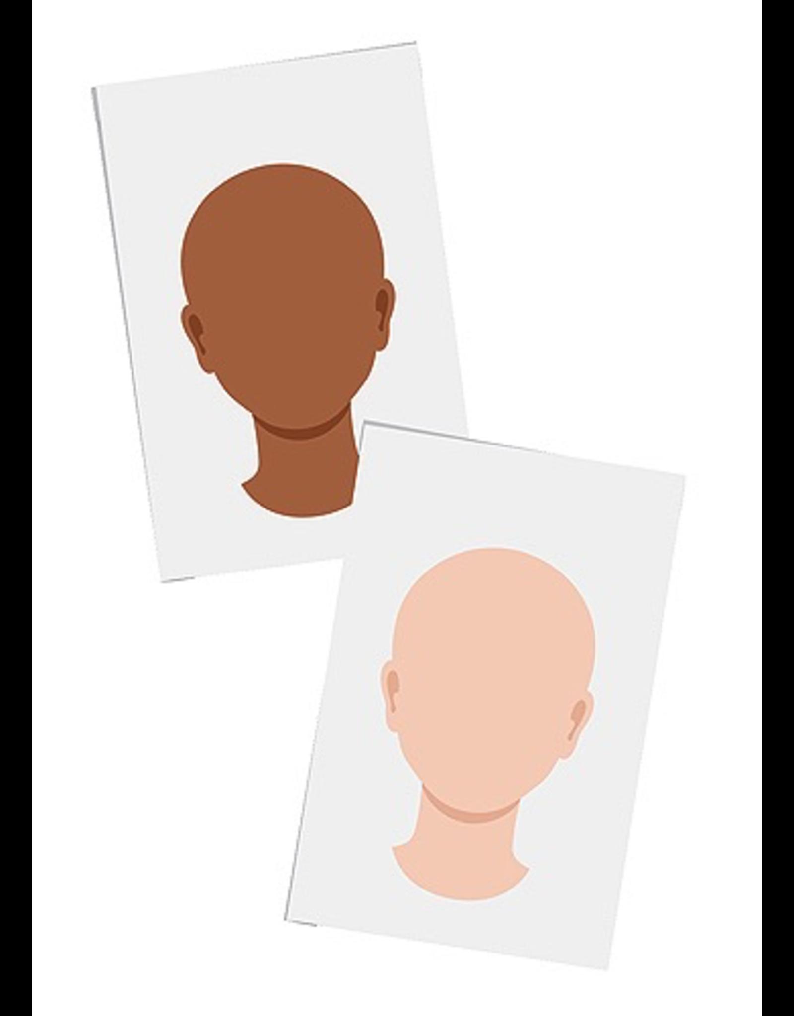 Melissa & Doug Create A Face Pad